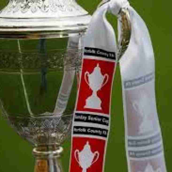 First Senior Cup Fixture