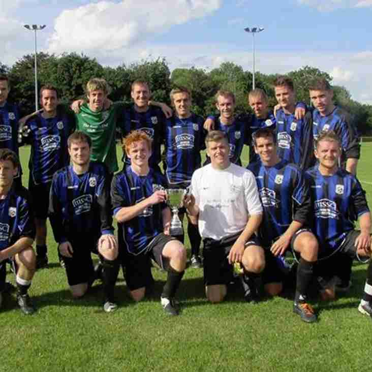 First Team Wins Tidings Cup