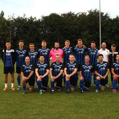 First Team v Acle United - Photos by Andy Kitson