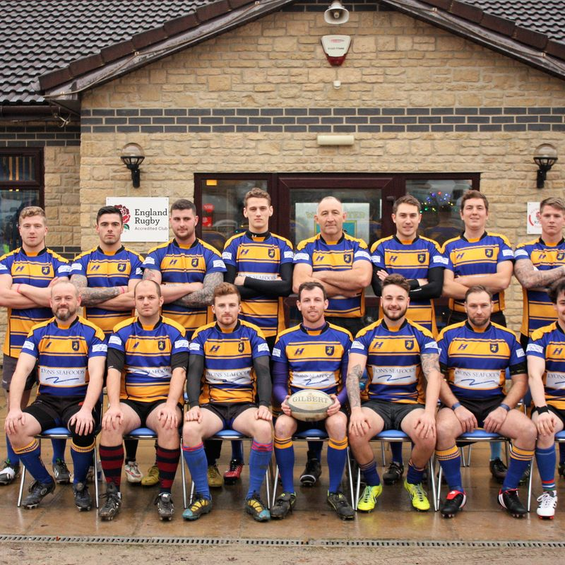 2nd XV beat Bradford-on-Avon II 12 - 51