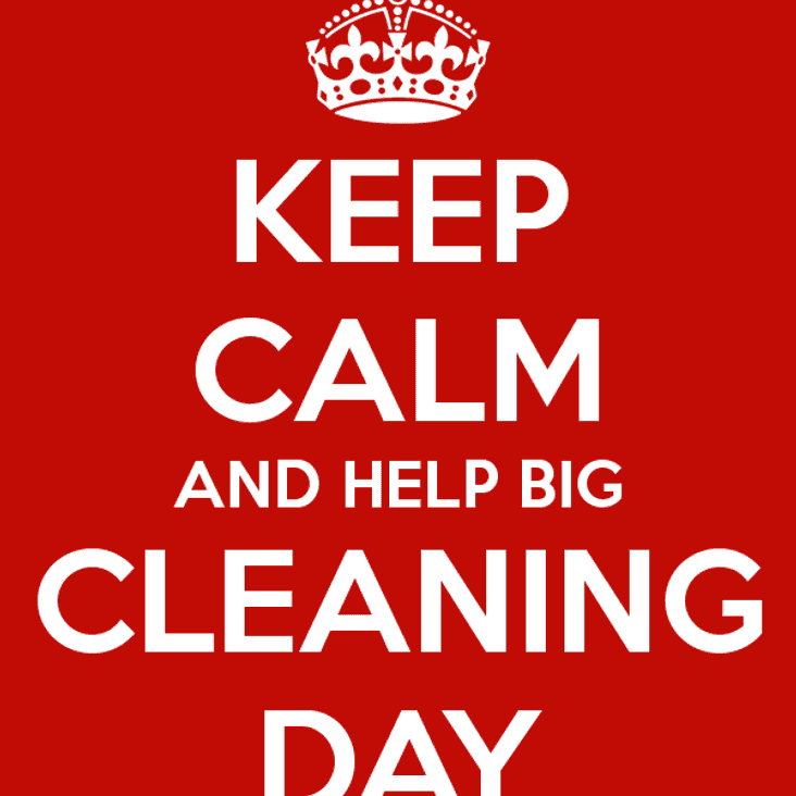 Rugby Club Cleaning Weekend