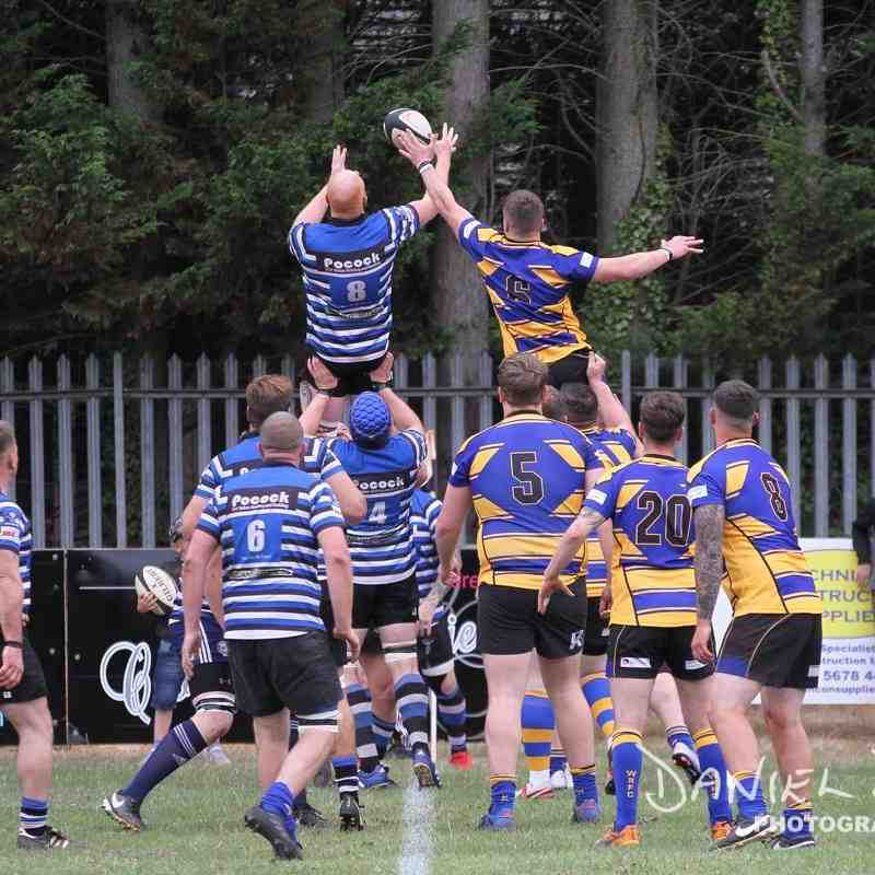 Bristol Harlequins vs Warminster
