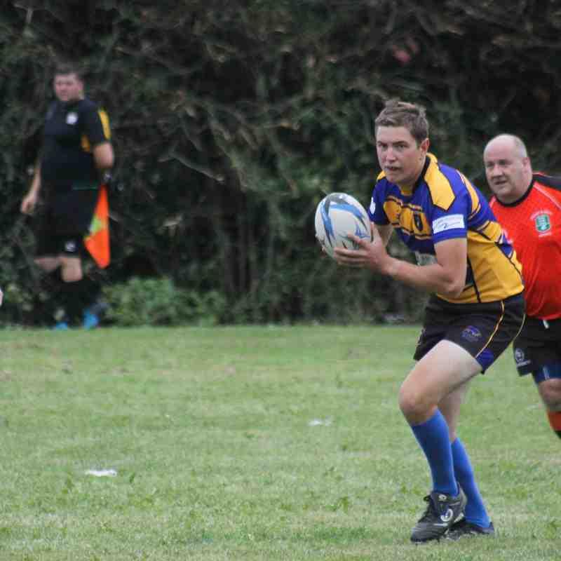 2nd XV vs Amesbury