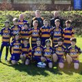 U12s Battled against North Dorset