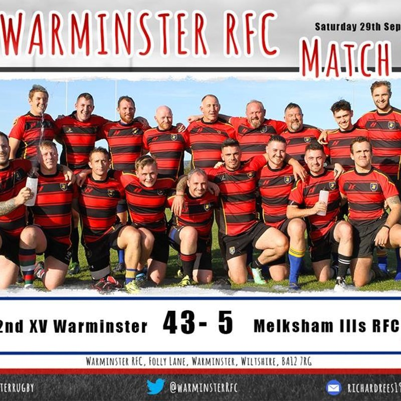 2nd XV get first Win of the Season