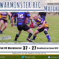 Havery Hatrick helps 2nd XV fight back!
