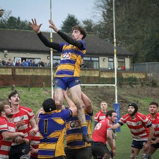 Warminster out muscled by Avonvale