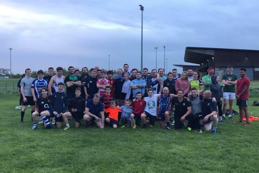2018 Tag Rugby