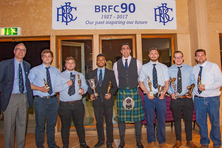 2017/18 Senior Awards Evening