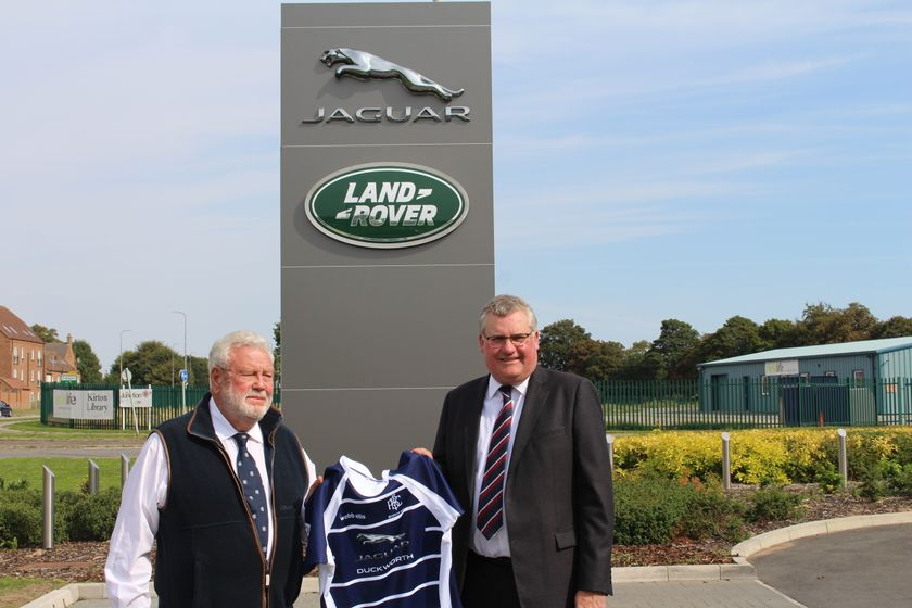 Rugby club retains local sponsor