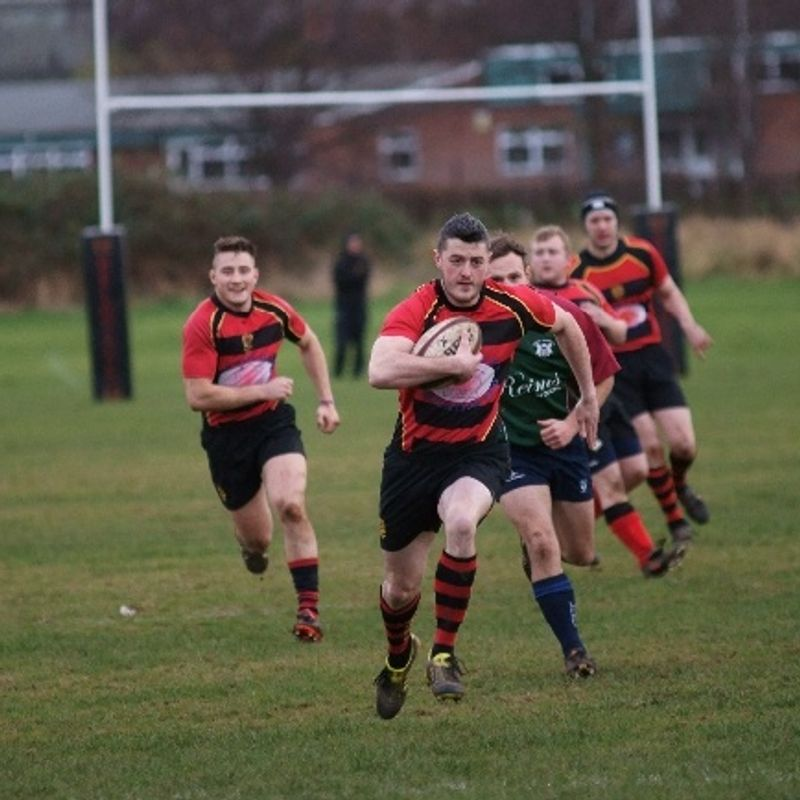 December starts with a bonus point win for Belgrave