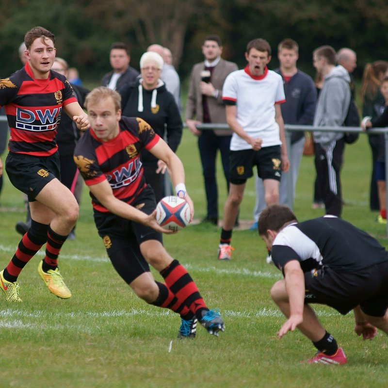 Second bonus point win in December for Belgrave in a bruising encounter