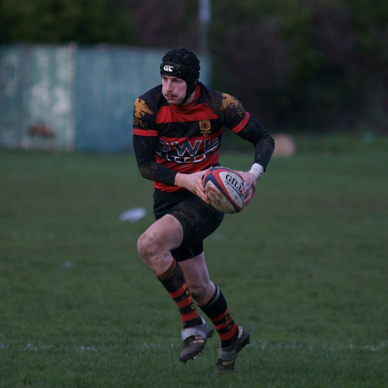 Belgrave lose by a point in an 8 try thriller