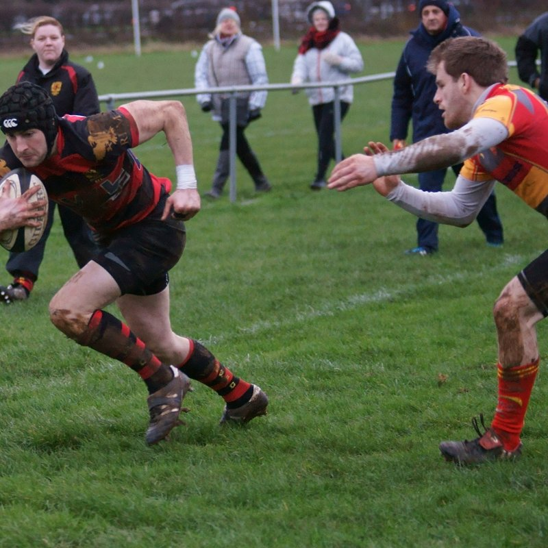 Belgrave lose first of the season,but gain a bonus point