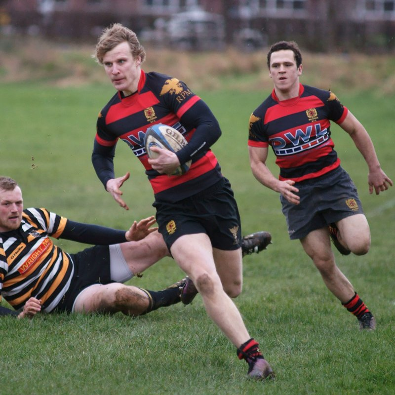 All round team display earns Belgrave a win thanks to Bungles boots