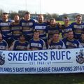 Skegness 1st XV lose to Tupton 43 - 26