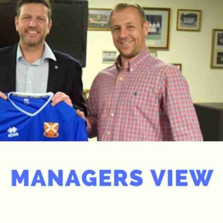Managers View: AFC Porth