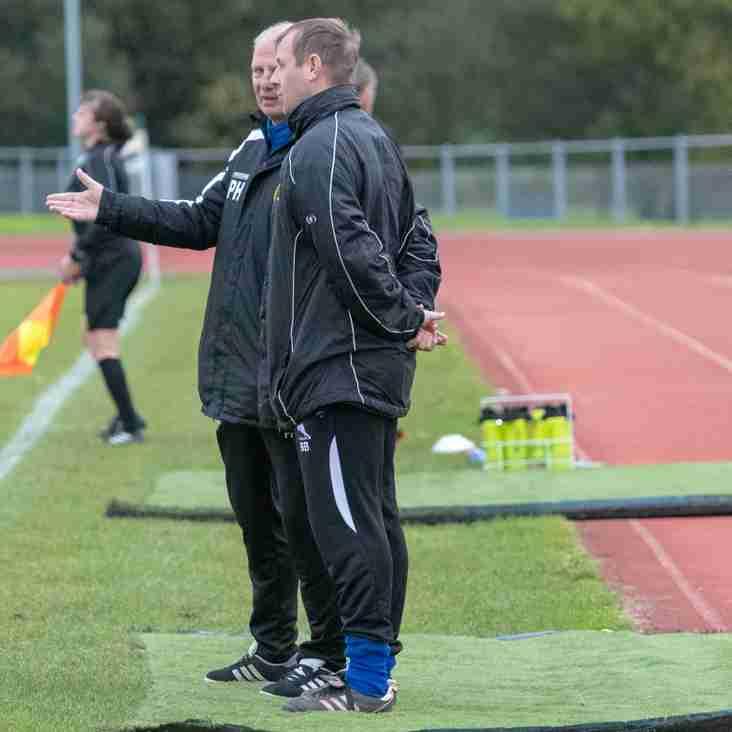 Vacancy: U18 Team Manager