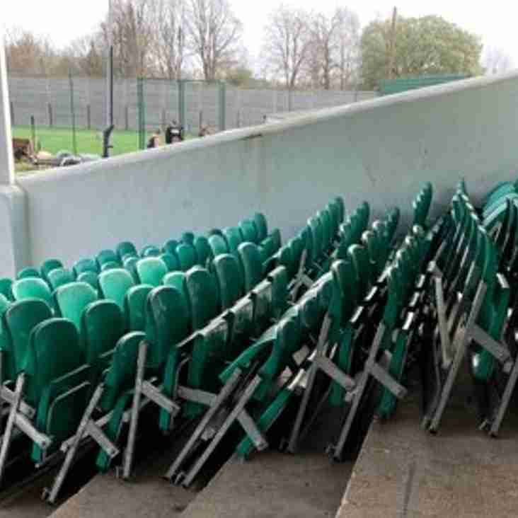 Grandstand seats for Sale