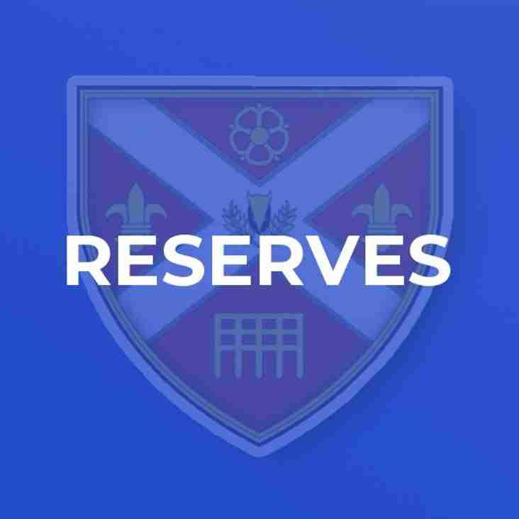 Vacancy: Reserve Team Manager