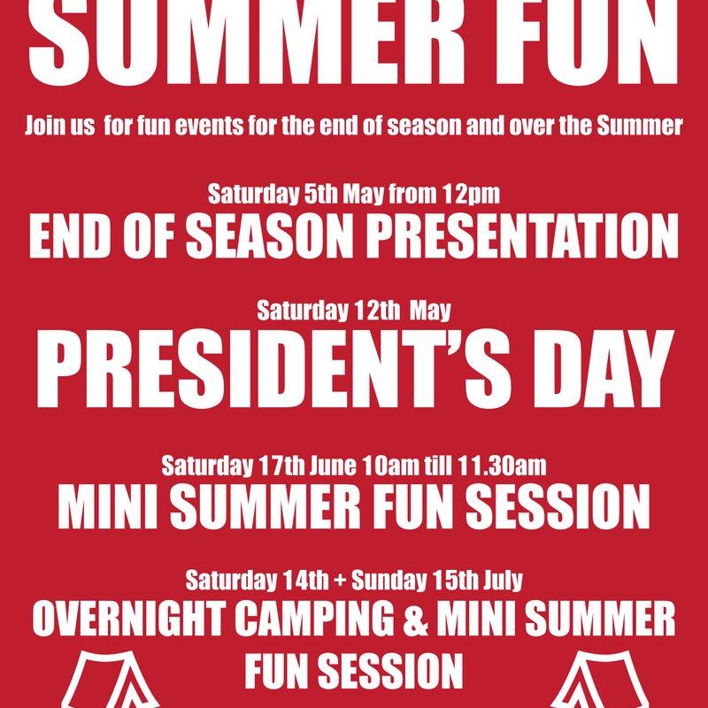 Minis Summer Fun Session