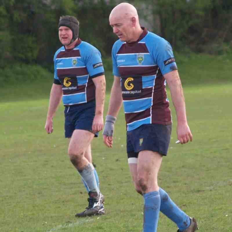 Kingswood II / Vets v BAC II