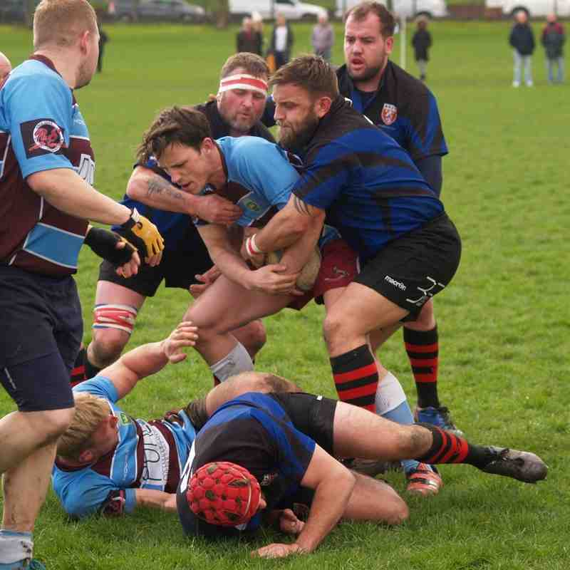 Kingswood I v Gloucester Spartans 1