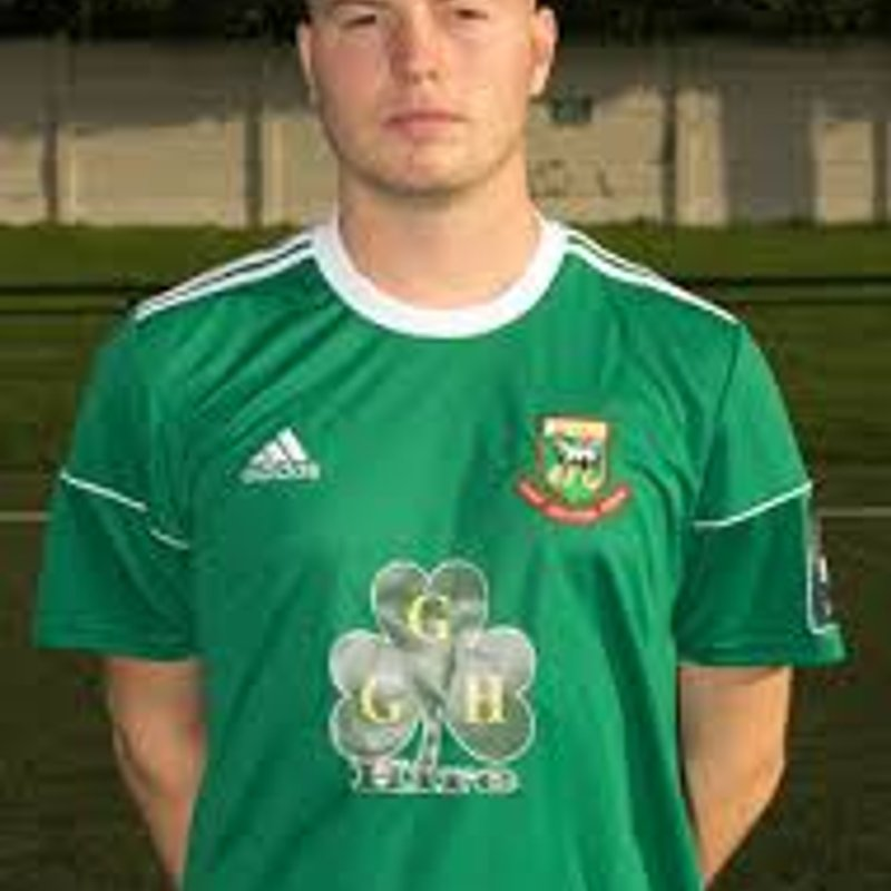 Keagan Cole signs for the 'Scholars'