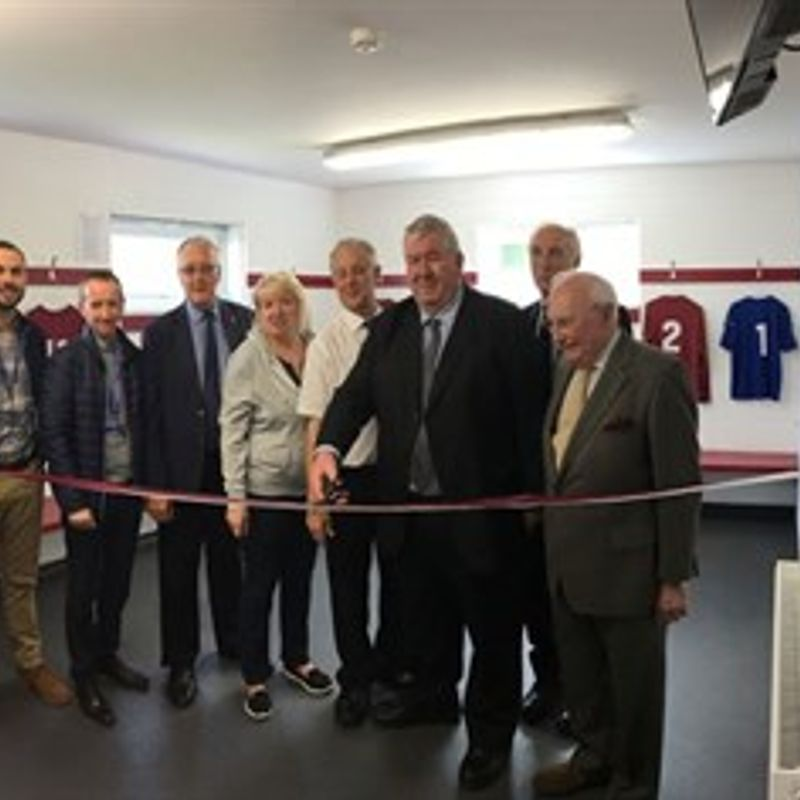 Clubhouse upgrade leaves a legacy for the next generation