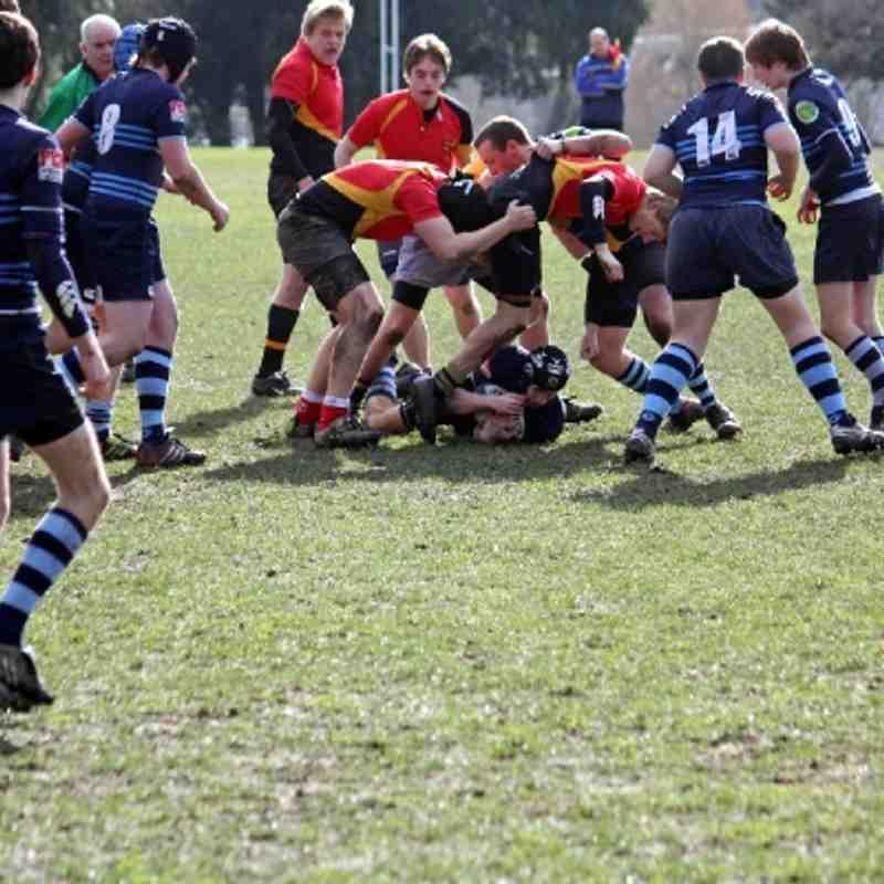 U16 v Chichester 19-02-2012