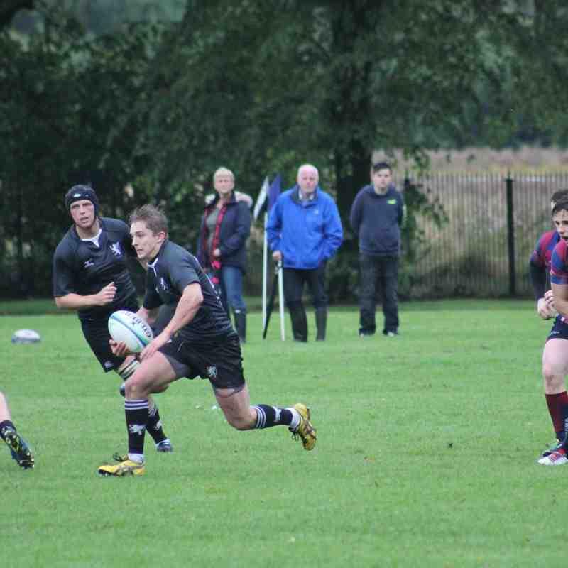 Hillfoots RFC 12 - 25 Strathmore RFC