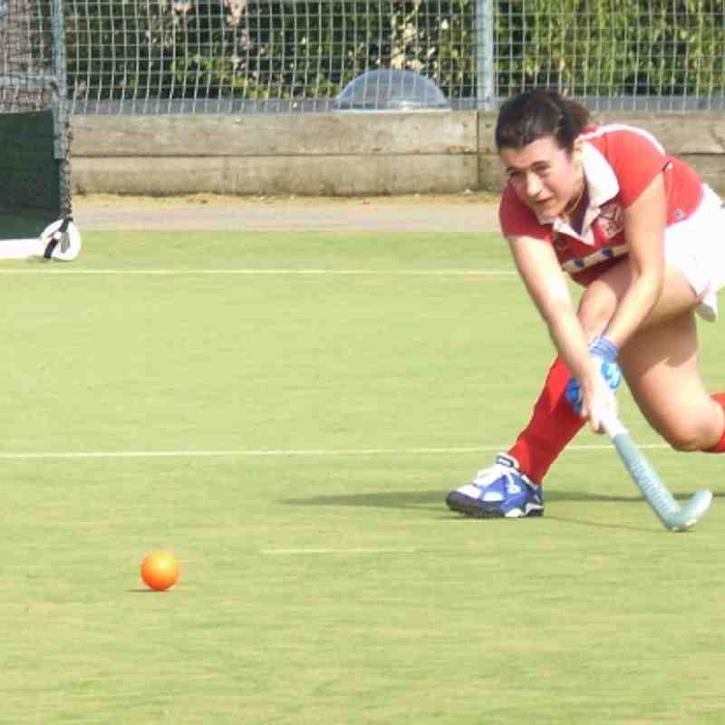 Ladies 1s vs Southampton 3s (Won 4-1)