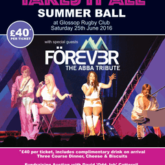 Summer Ball Is Nearly Here!