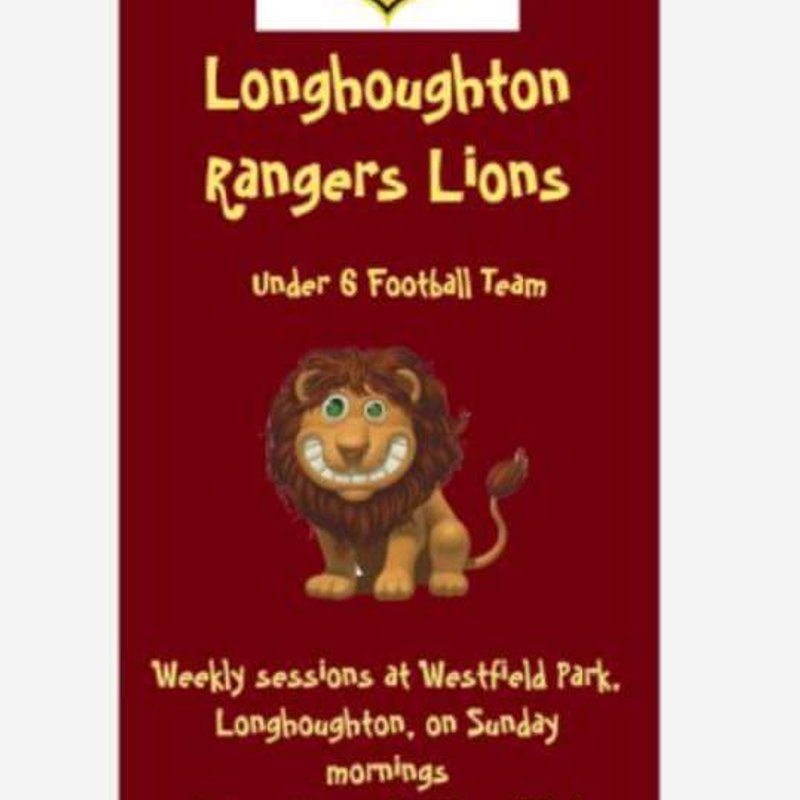 Lions Free Taster Session
