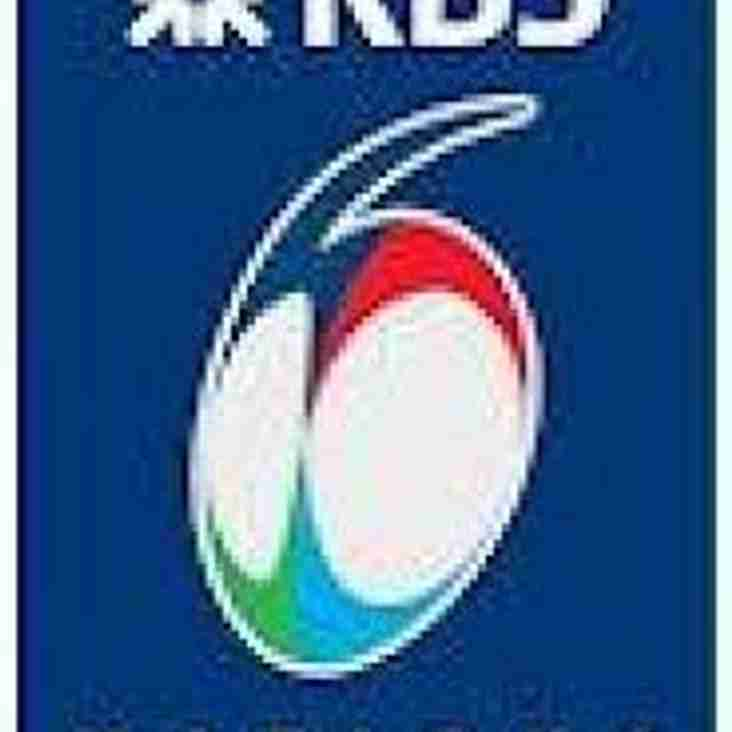 2016 Six Nations tickets