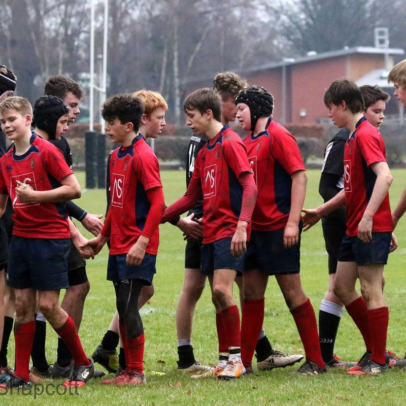 Knox U15 v Berwick U15
