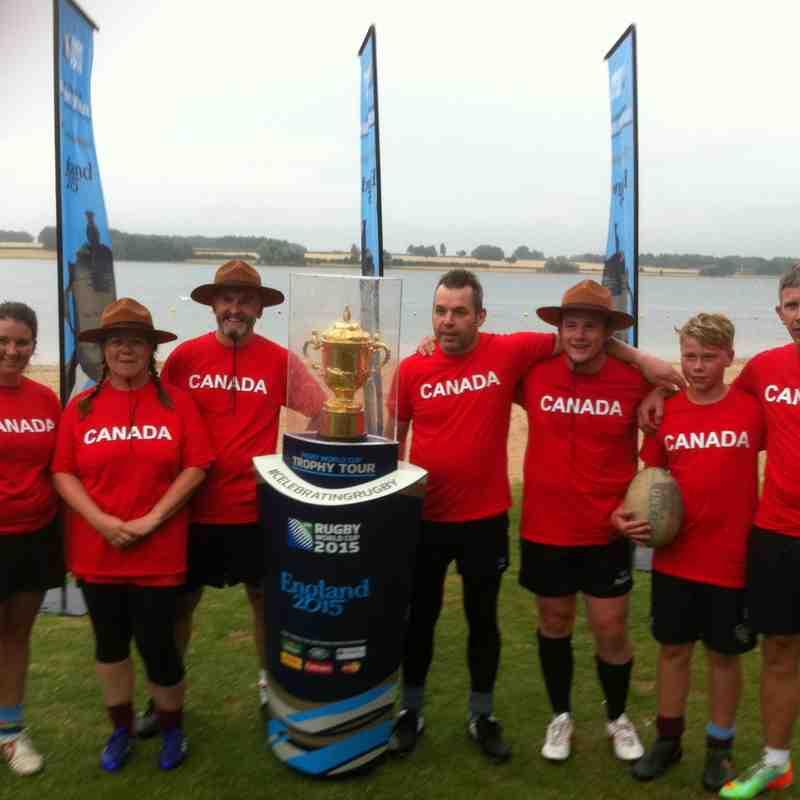 Rutland Water RWC2015 Touch Team