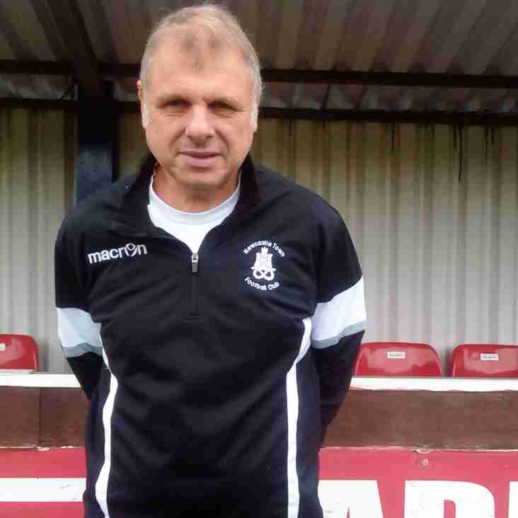 Manager adds to squad