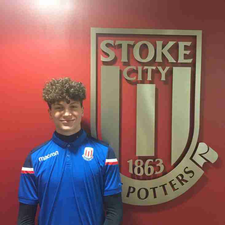 Castle youngster joins Premier Team Stoke City