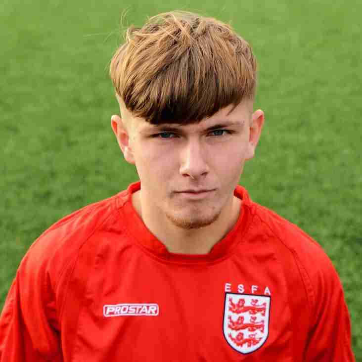 Ethan picked for England