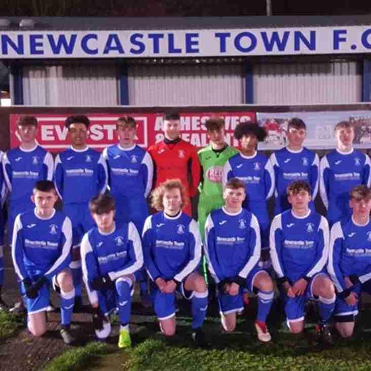 Under 16s win in house derby