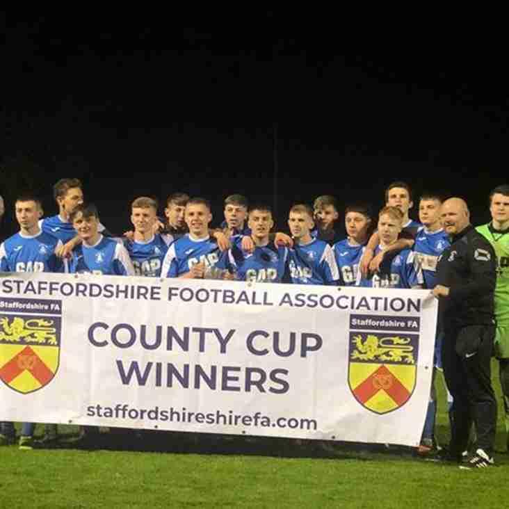 County Cup Winners