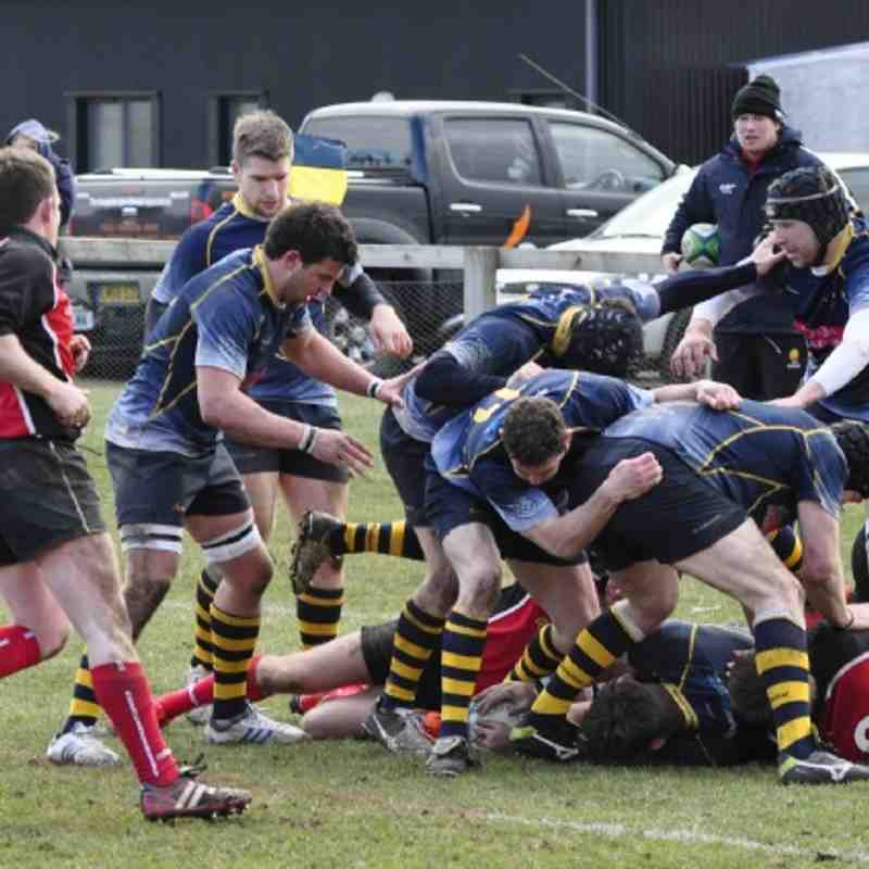 Wanderers v Berkswell and Balsall RFC March13
