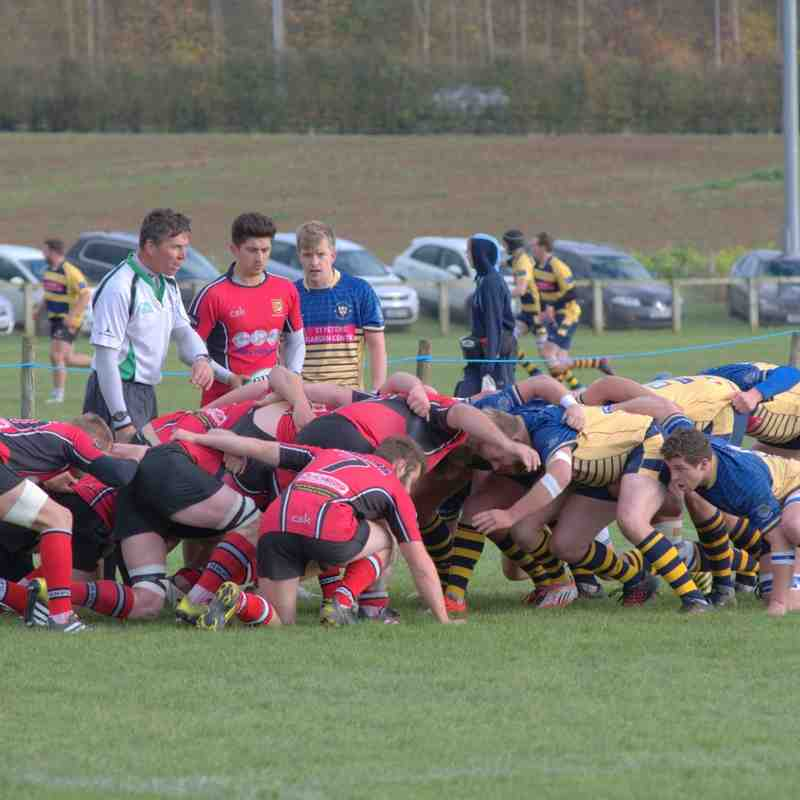 Wanderers 1st XV v Hereford November 2016