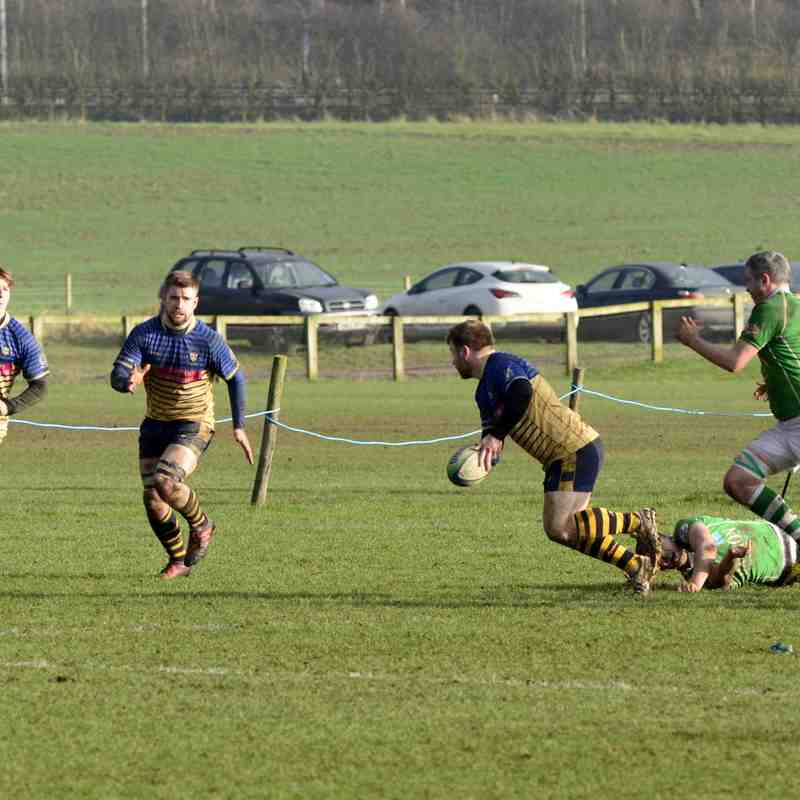 Wanderers 1st XV v Sutton Coldfield