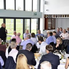 Weston's Business Luncheon 8th September