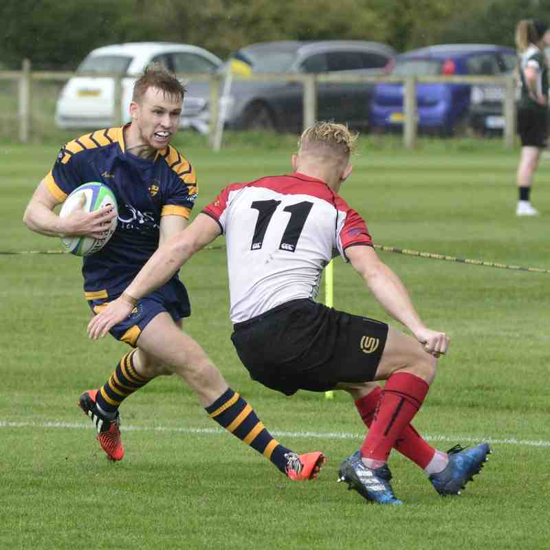 Wanderers 1st XV v Moseley Oak September 2017