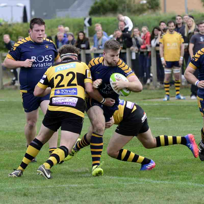 Wanderers 1st XV v Droitwich September 2018