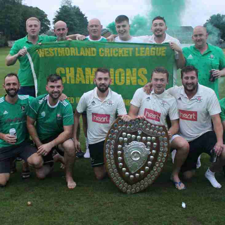 Carnforth win title