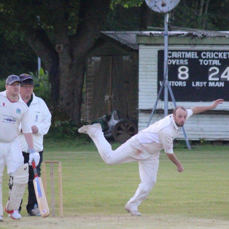 Cartmel Cricket Club vs. Leven Valley